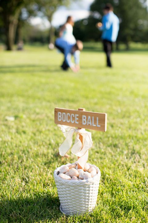 YARD GAME Signs Party Signs Wedding Game Signs by TheCommonSign