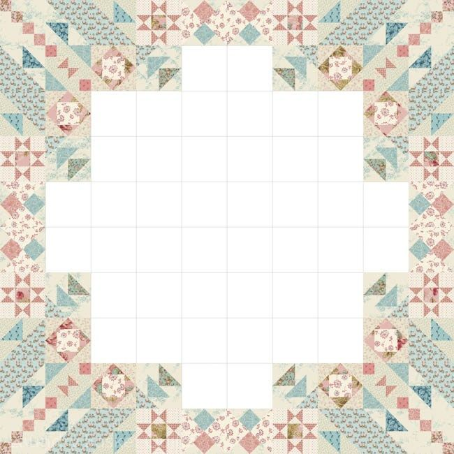 Mystery Quilt 2020 Block 8 In 2020 Mystery Quilt Mystery Quilt Patterns Quilts