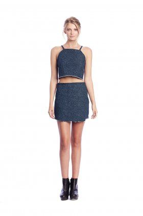 Jean Crop by Make Hearts Race | The Grand Social