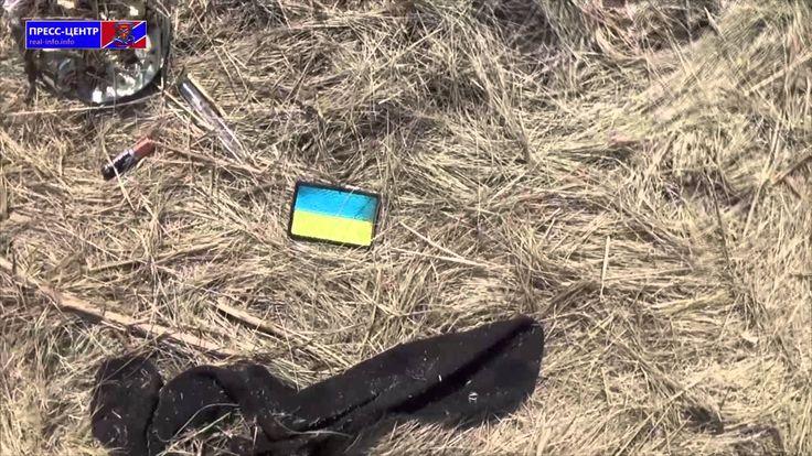 18+ СРОЧНО!!! Разбитая колонна Львовской аэромобильной бригады