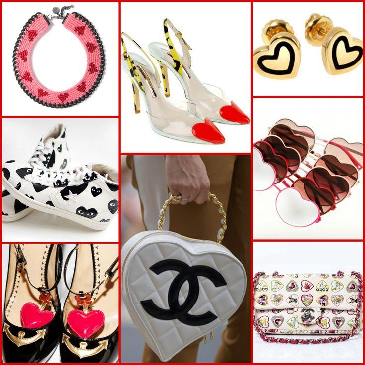 We <3 Hearts! Aşk dolu bir sezon geçirmeye hazır mısınız? Ünlü tasarımcıların kalpli ürünleri ve çok daha fazlası, Markafoni Blog'da! #fashion #instafashion #heart #markafoni #blog #burberry #moschino #chanel #converse #juicycouture #love #sophiawebster #accessories #accessoriesoftheday #louisvuitton