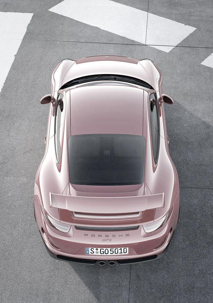 Porsche GT3 {SE on Instagram} => http://instagram.com/styleestate/