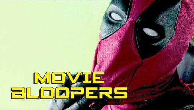 A Hilarious Compilation of Deadpool Bloopers