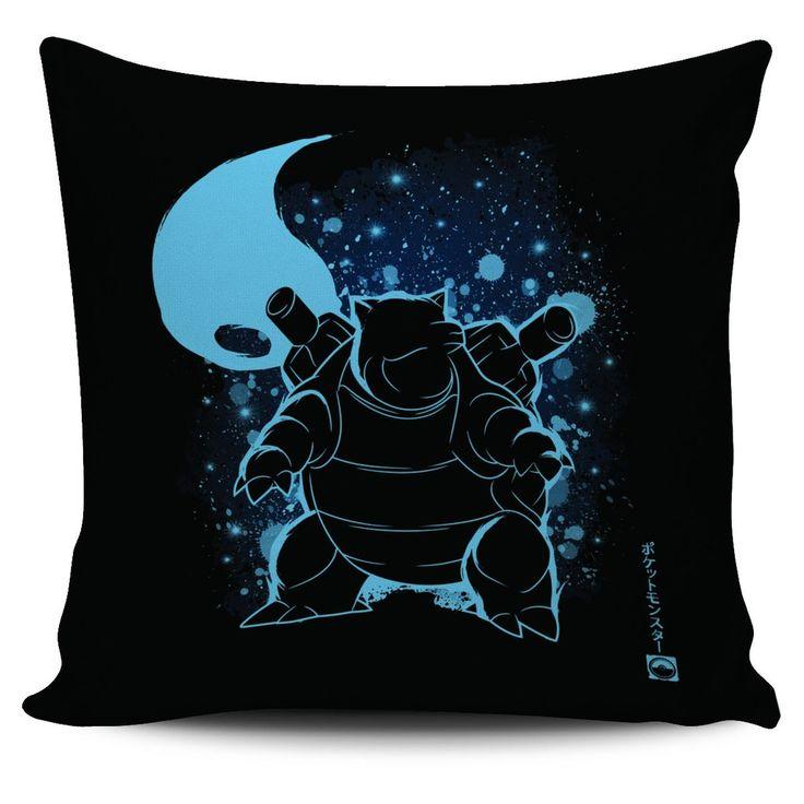 Pokemon Blastoise Pillow Cover