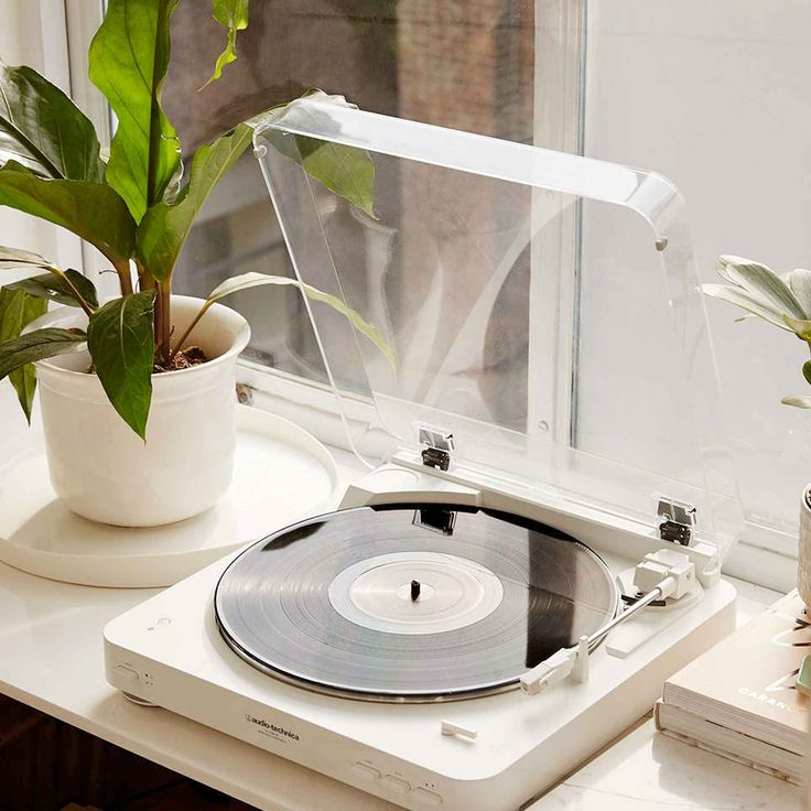 Wireless Vinyl Record Player