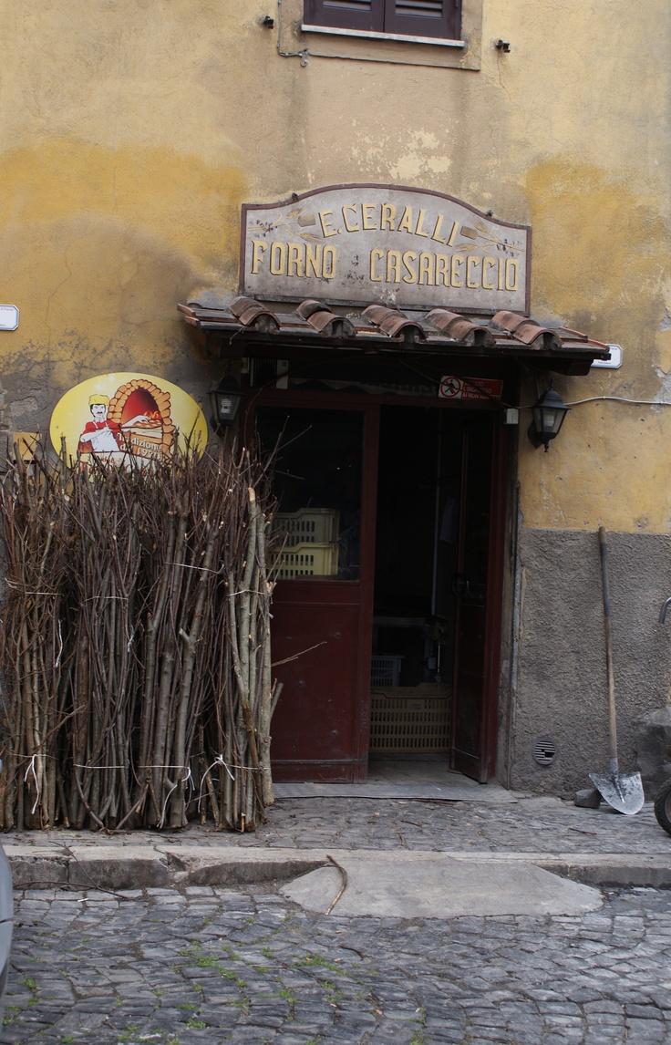 Frascati, Lazio, Italy.  Today like thousand years ago..