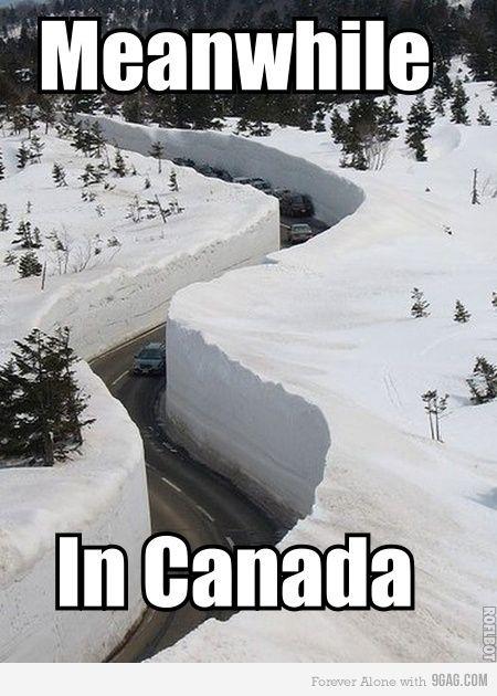 Canada, YUP!