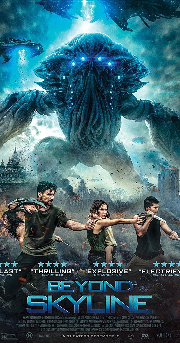Directed By Liam O Donnell With Frank Grillo Bojana Novakovic Iko Uwais Callan Mulvey A Tough As Nails Beyond Skyline Full Movies Online Free Full Movies