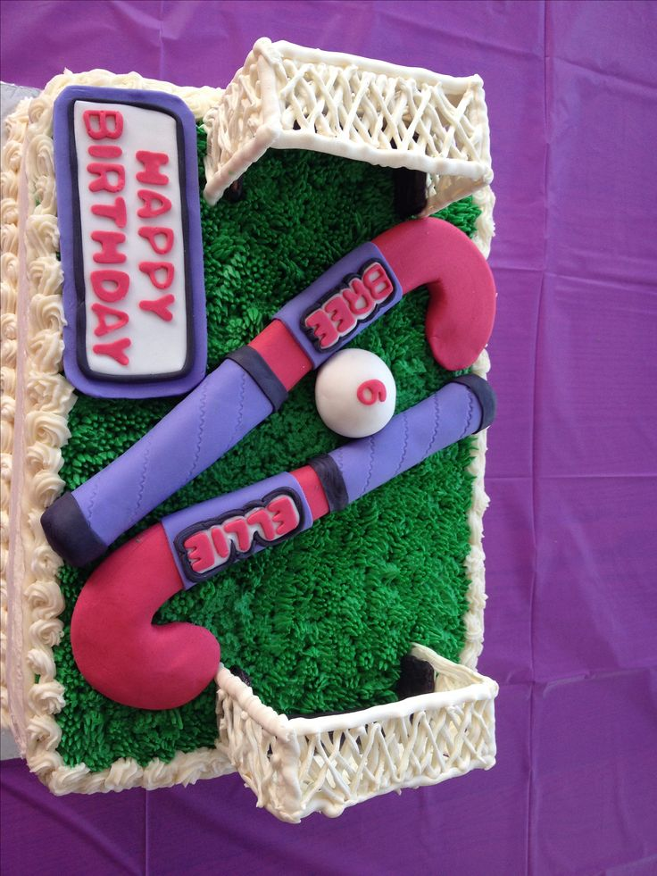 17 Best Ideas About Hockey Birthday Cake On Pinterest