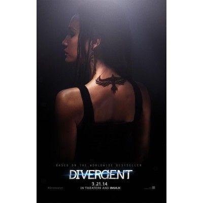 Divergent Movie Poster #3