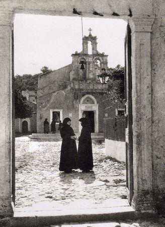 NELLYS 1927Μοναστήρι στη Κρήτη, 1927