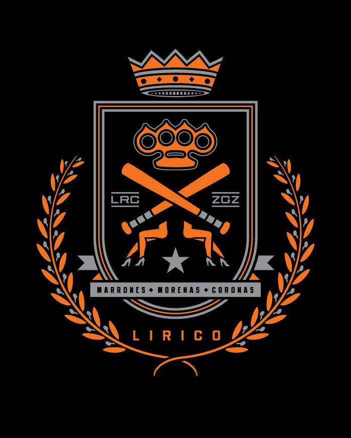 T-shirt for Lirico from Violadores del Verso. Hip hop / Rap