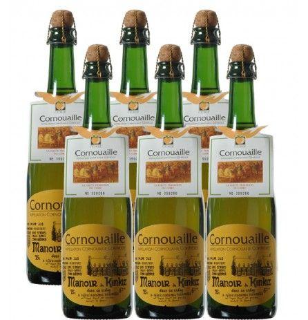 Case of 6 bottles of Cidre de Cornouailles 5.5% 750ml