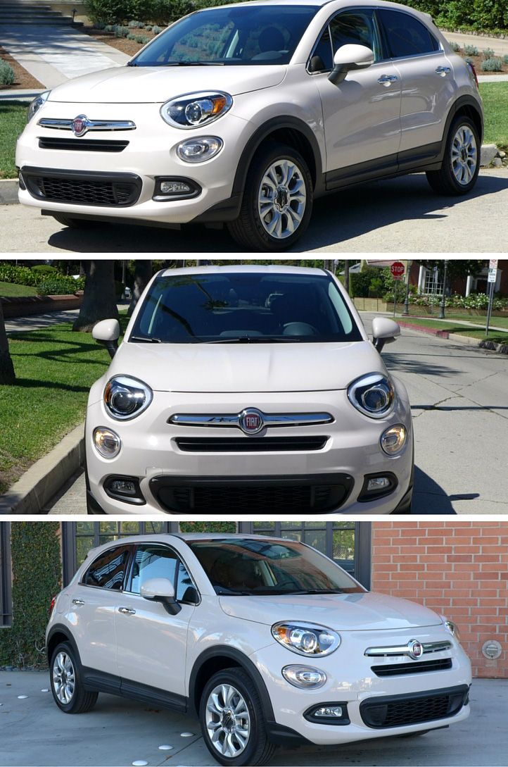 We reviewed the all-new Fiat 500X Lounge FWD. Click the pin for more info on specs, mpg and price!