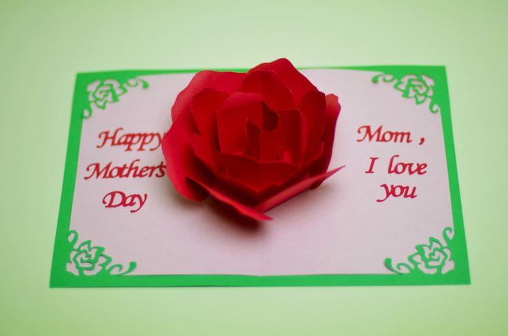Mothers_day_rose_Pop_up_card