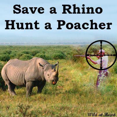 Empty Cages Worldwide:    A poacher became the victim on Thursday evening when game rangers monitoring a group of four rhino in iSimangaliso Wetland Park killed the man as he attempted to shoot a rhino.