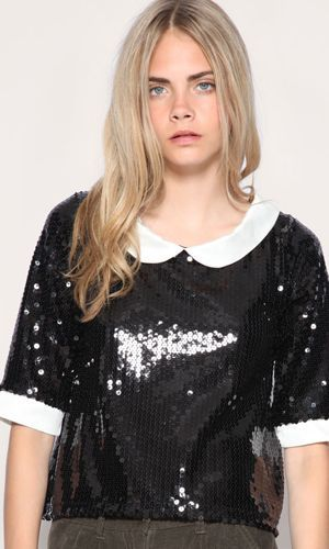 Cara Delevingne - Early Modeling Days, ASOS Pics