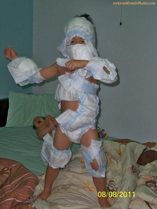 The Diaper Ninja