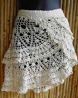 Blog of GORGEOUS crochet patterns! DIY vintage dresses that I literally gush over. Don't know what language it is in but patterns are pretty universal.