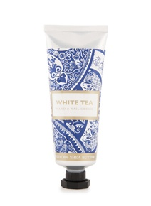 Hand & Nail Cream: White Tea