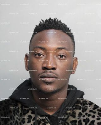 Dammy Krane Busted for Grand Theft Credit Card & Identity Fraud in The US   Dammy Krane has been arrested in the United States today Friday 2nd of June for grand theft allegations credit card fraud and identity theft.  He is currently being held in jail at the Miami Dade County Corrections as he waits to meet his bond requirements.  His details have been updated onto the US jail base website.  A mug shot of him has also surfaced online and this has caused quite the stir in social media.  On…