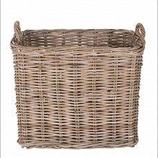Rectangular Wicker Planters Basket
