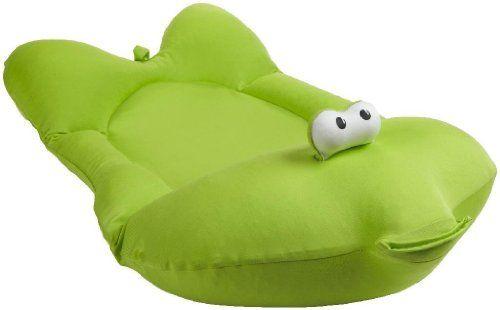 Genial: Ein schwimmender Baby-Badewannensitz!