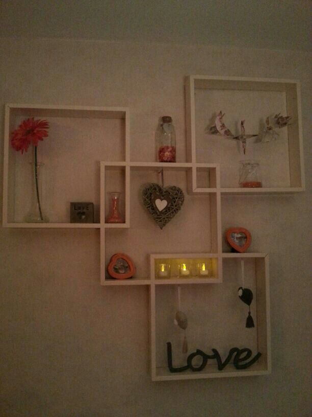 Wand decoratie
