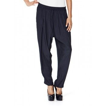 Slouch Pant - Mousseline - Mela Purdie Take a relaxed approach to office tailoring with these stylish pants. Featuring slight drop crotch and a flattering tapered leg,  work yours with a smart blazer and portfolio clutch.