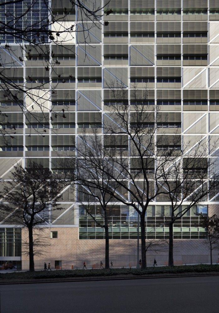 Columbia University Northwest Corner Building - New York, EUA