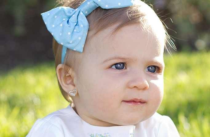 Baby Ear Piercing - New Kids Center