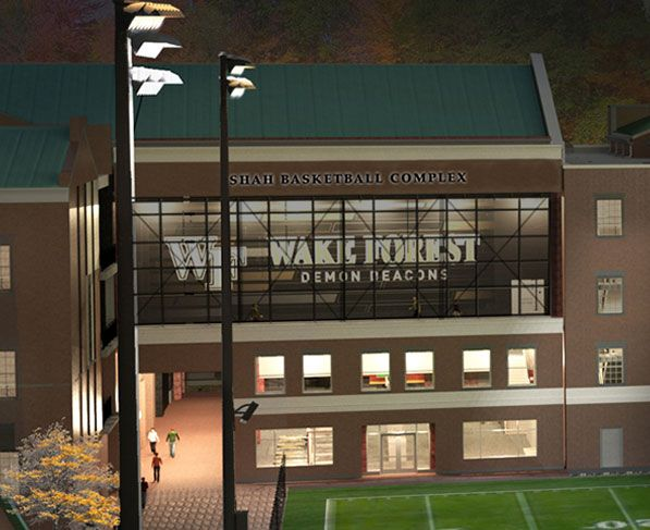 Wake Forest University alumnus and trustee Mit Shah ('91) has donated an additional $5 million in support of Wake Forest Basketball and the basketball player development facility which is currently under construction.