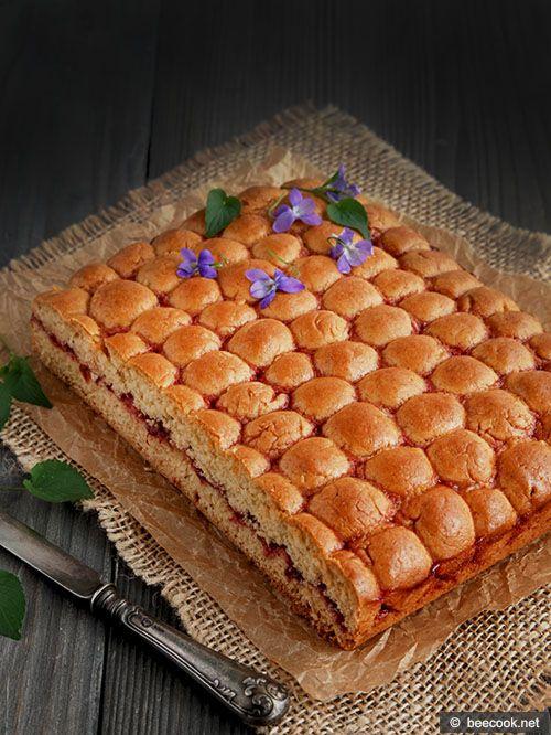 Медовый пирог Булыжная мостовая