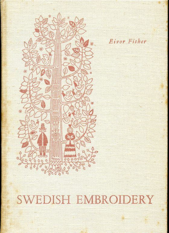 swedish embroidery - Eivor Fisher