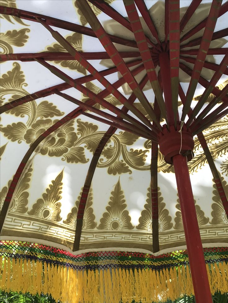 Feel like your in Bali when you sit under one of our garden umbrellas at ikatan Spa http://ikatanspa.com/spa-packages/