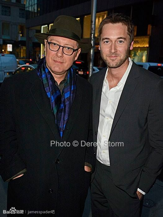 Photo of Ryan Eggold & his  Father  James Frederick Eggold
