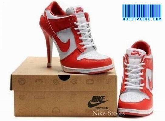 Nike Dunk Sb Alto Tacones
