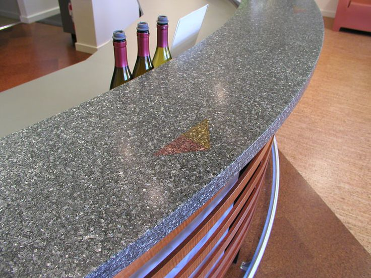 Recycled Aluminum Countertops : Recycled aluminum countertops sustainable living