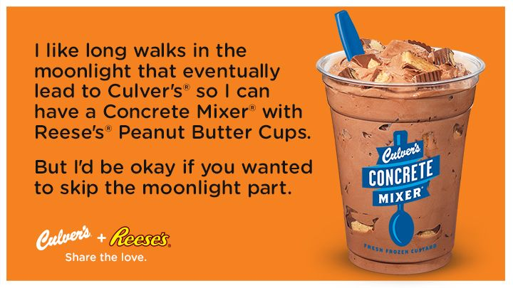 I just shared the love for my chance to win two $250 Culver's Gift Cards! Follow the link to share your love too.