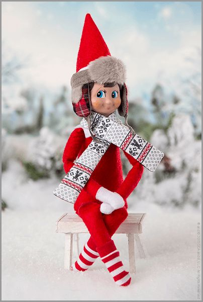 59 Best Images About Scout Elf Clothes The Claus Couture