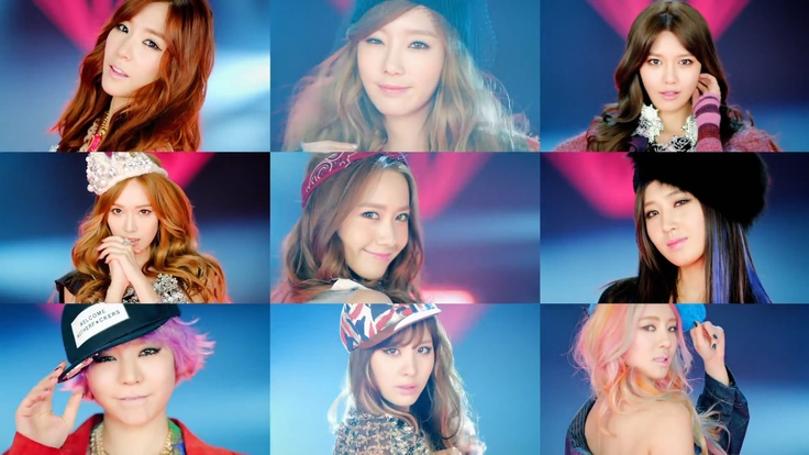SNSD - Dancing Queen