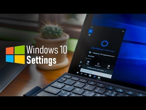 Windows 10 Settings You Should Change Right Now! - YouTube