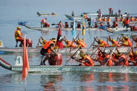 Don't miss the Perdido Key Dragon Boat Races! The boats, decorated with dragon heads and dragon tails, use 22-person crews. Training is provided and the event is open to all ages and all skill levels.