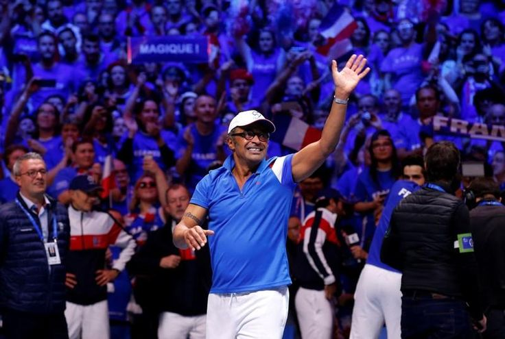 (adsbygoogle = window.adsbygoogle || []).push();    LILLE, France (Reuters) – France captain Yannick Noah gambled on an untested pair for the  pivotal Davis Cup final doubles against Belgium on Saturday but  Richard Gasquet and Pierre-Hugues Herbert's win ensured he was spared a...