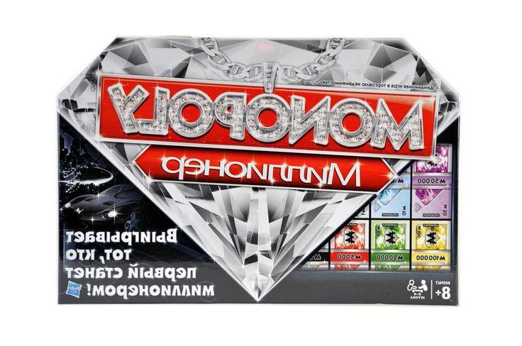Hasbro Hasbro, Монополия Миллионер