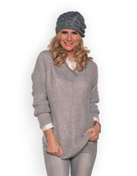 L'Argentina, fashion, womenswear, clothing, items, luxury, pullover, hat, knitted