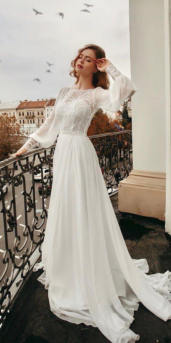 33 Cute Modest Wedding Dresses To Inspire Wedding Forward Modest Wedding Dresses Long Wedding Dresses Wedding Dress Long Sleeve,Mother In Law Wore Wedding Dress To My Wedding