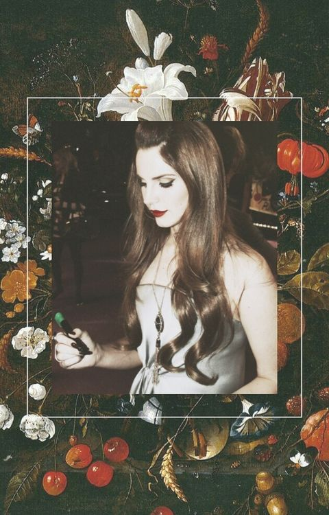 I wish that I could pin every single Lana Del Rey picture ever. Her style is pretty much as eclectic (if not moreso) than mine and I <3 it!