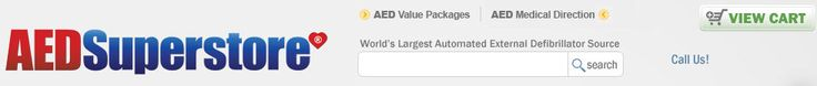 AED Superstore - the World's Largest AED (Automated External Defibrillator Source