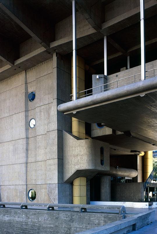 El Plan B Arquitectura: Clorindo Testa, Biblioteca Nacional